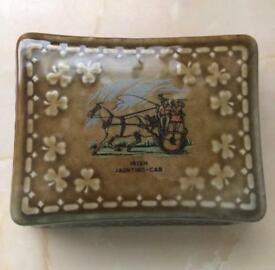 Wade Trinket Box with Lid