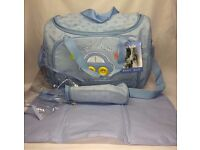 Brand new BABY CHANGING BAG AND LUNCH BAG