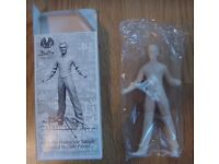 Buffy the Vampire Slayer Giles Pre-Production figure limited 2500 pieces and in great condition.