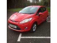 2012 Ford Fiesta 1.2 drives perfect first to see will buy