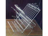 Great little chrome drying rack