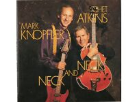 MARK KNOPFLER & CHET ATKINS – NECK AND NECK - CD