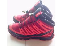 Salomon Women's Trekking/Hiking Boots UK Size 7