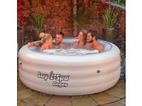 Christmas Offer Lay Z Spa Hot Tub Package! Christmas, NYE & Halloween Parties