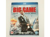 Big Game Samuel L. Jackson UK - Blu-ray Blu ray