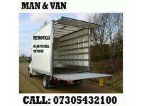 Man and van, removals, hire, collection, delivery, furniture, cheap 24/7