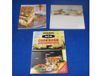 3 x Quality Recipe Cook Books~ Aga Stove & Kenwood Chef ~ View Exeter or i will post