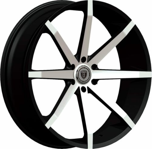 26 Inch Borghini B29 Wheels Rims & Tires Fit 6 X 139 Silverado, Escalade, Sierra