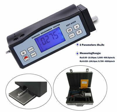 Surface Roughness Tester Gauge Profile Tester 2 Parameters Ra Rz Profilometer