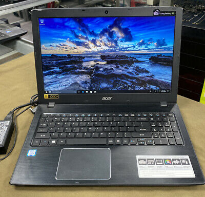 "Acer Aspire E (E5-575-33BM) - 15.6"" (1TB, 2.4 ghz Core i3 7th, 4GB) Laptop"