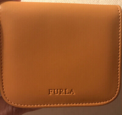 Furla Leather coin purse- NWOT