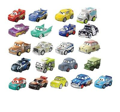 *Disney Pixar Cars Mini Racers, Assorted. Sealed Pkg  Choose .Favorite!*