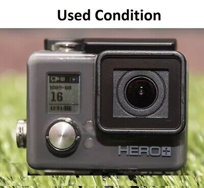 Used GoPro HERO+ Plus waterproof 1080P 8MP HD Sport Action Camera Camcorder USA