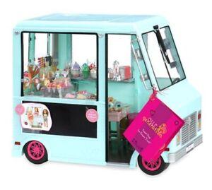 BNWT Original Our Generation Ice Cream Truck