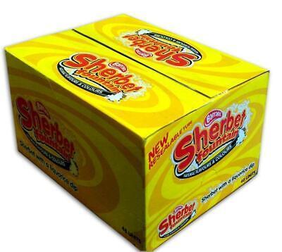 Barratt Sherbert Fountain x 48 - Retro Sweets