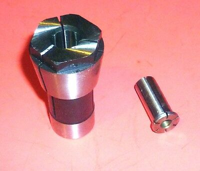 14-12 Router Collet Assembly Setup For Grizzly Professional Shapers