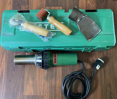 Leister Typ Electron Plastic Welder Hot Air Heat Gun