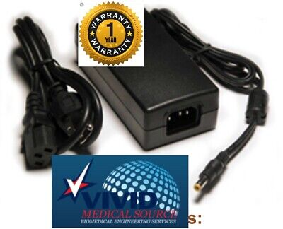 Welch Allyn Spot LXi Vital Signs Monitor 42x 45x 53 Power Supply Adapter