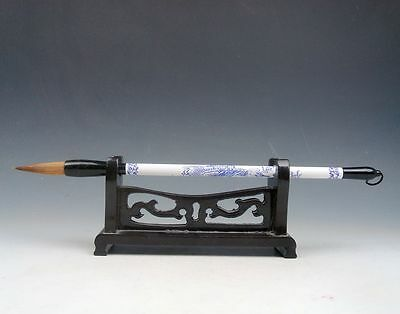 Top Quality Chinese Traditional Writing Pen/Brush w/ Dragon Handle #08241501