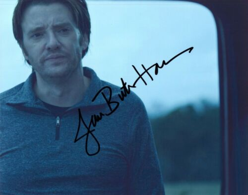 Jason Butler Harner Signed Autographed 8x10 Photo Actor OZARK Agent Petty COA