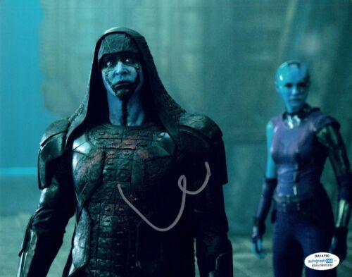 Lee Pace Signed Autographed 8x10 Photo Guardians of the Galaxy ACOA COA