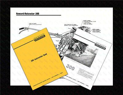 GEM Card Bound Twin Cylinder Petrol Engine Book HOWARD 810 c.c