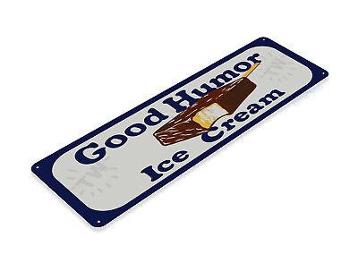 TIN SIGN B722 Good Humor Ice Cream Kitchen Rustic Retro Ice Cream Metal