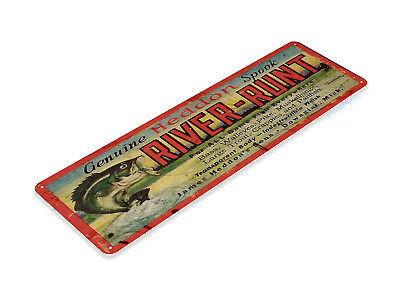 Tin Sign Globetrotter Yellowstone
