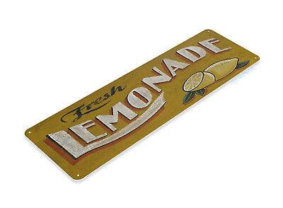 TIN SIGN Lemonade Metal Décor Wall Art Store Shop Market Farm Cottage A472](Lemonade Signs)