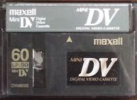 MiniDV To Hard Drive