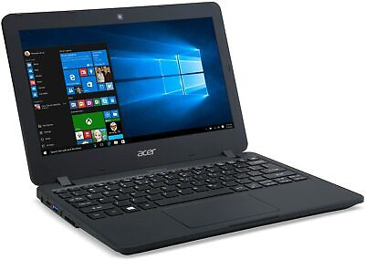 Acer TravelMate 11.6 Notebook Intel Celeron N3050 2GB, 32GB - 10 Pro - OPEN BOX!