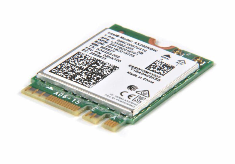 L35282-005 - HP WLAN INT 22260NGW AX 2X2 + B