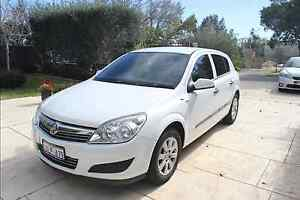 2008 Holden Astra Hatchback Cottesloe Cottesloe Area Preview