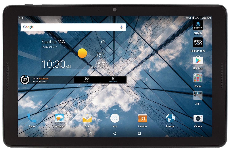 ZTE K92 Primetime Black 10-inch 32GB Tablet  New