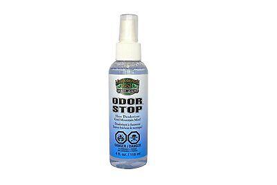 Moneysworth & Best Odor Stop Cool Feet Shoe Deodorizer 4 oz Spray
