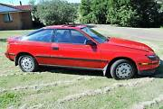 1989 Toyota Celica Coupe Glenvale Toowoomba City Preview