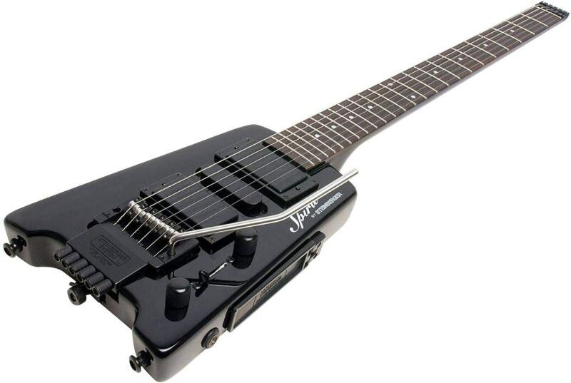 Steinberger Electric Guitar Spirit GT-Pro Deluxe GTPROBK1