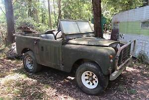 Landrover Series 2A complete for parts Bawley Point Shoalhaven Area Preview