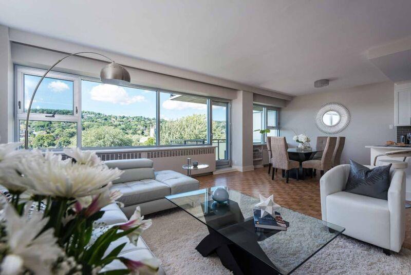 Luxury 3 Bedroom Apartment For Rent In Westmount