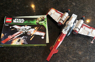 LEGO Star Wars : Z-95 Headhunter 75004 With One Figure With Manual