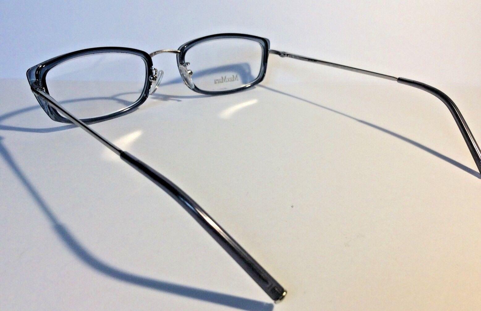 MAX MARA Original Brille Eyeglasses Occhiali Model MM215 Damen Metall NEU