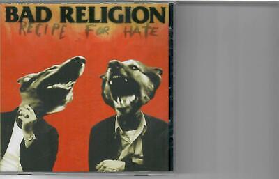 Bad Religion - Recipe for Hate CD Brand New 1993 comprar usado  Enviando para Brazil