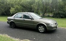 1999 Ford Laser Sedan Cairns Cairns City Preview