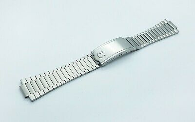 New 11mm Omega Seamaster Stainless Steel Replacement Bracelet segunda mano  Embacar hacia Spain