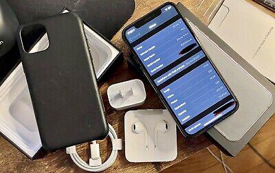 Apple iPhone 11 Pro, Unlocked, 256GB, Space Gray, A2160, CDMA + GSM, AppleCare+