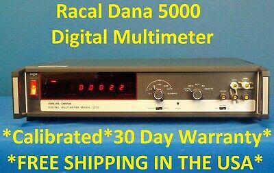 Racal-dana Model 5000 Digital Multimeter