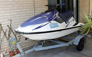 Jetski Yamaha Wave Blaster 800 aka WB3 Waveblaster 3 Jet Ski Cooranbong Lake Macquarie Area Preview