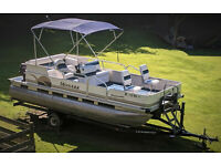 1999 Monark Suncaster180 -1998 40HP Force by Mercury  **Reconditioned/Serviced**