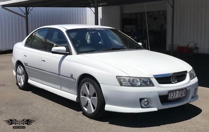 2005 Holden Commodore VZ Calais Sedan Auto 6cyl Black Leather Maryborough Fraser Coast Preview