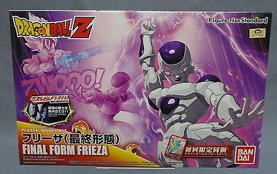 Figure-rise Standard Kit Dragon Ball Freezer Frieza (Final Form) BANDAI NEW ***
